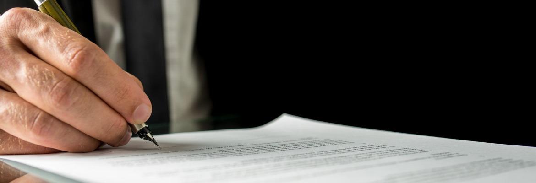 Herencias, testamentos y donaciones | Cerca de 40 años de ejercicio profesional nos avalan