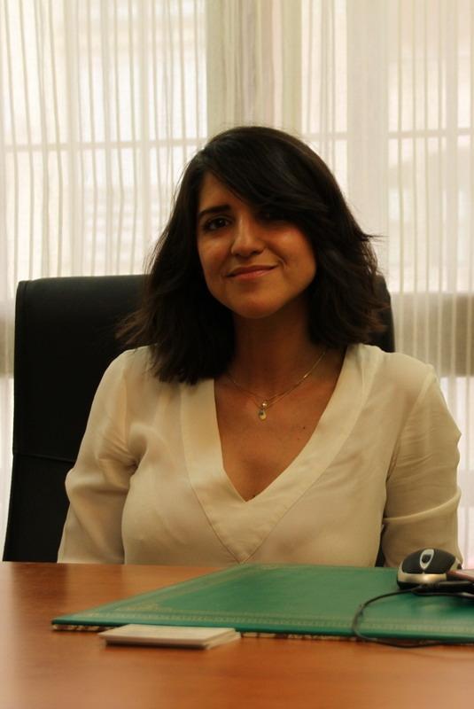 Helena Montero Prados | Responsable Dpto. Psicología y Coaching Prados Osuna Abogados